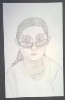 Self Portrait dA ID