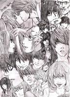 Death Note by xbooshbabyx