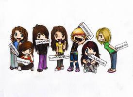 .::The Crew::. by xbooshbabyx