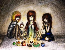 The Midnight Feast by xbooshbabyx
