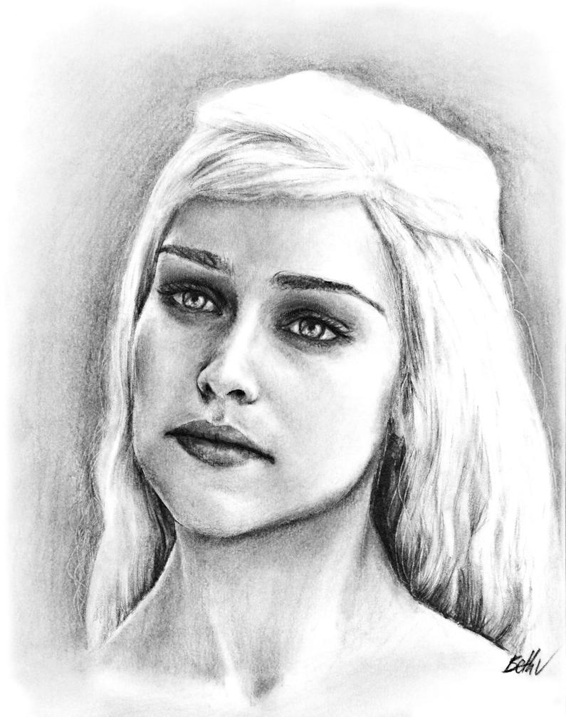Daenerys Targaryen - updated by xbooshbabyx