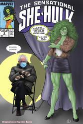 She-Hulk Presents: Mittens-Man!