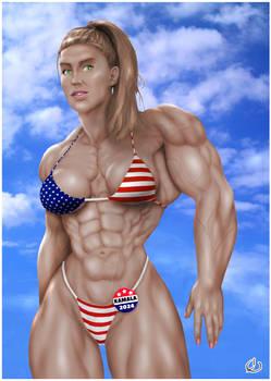 Patriotic Fangirl