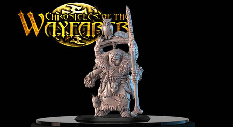 Spirit of Wonder Beast Master miniature 28mm