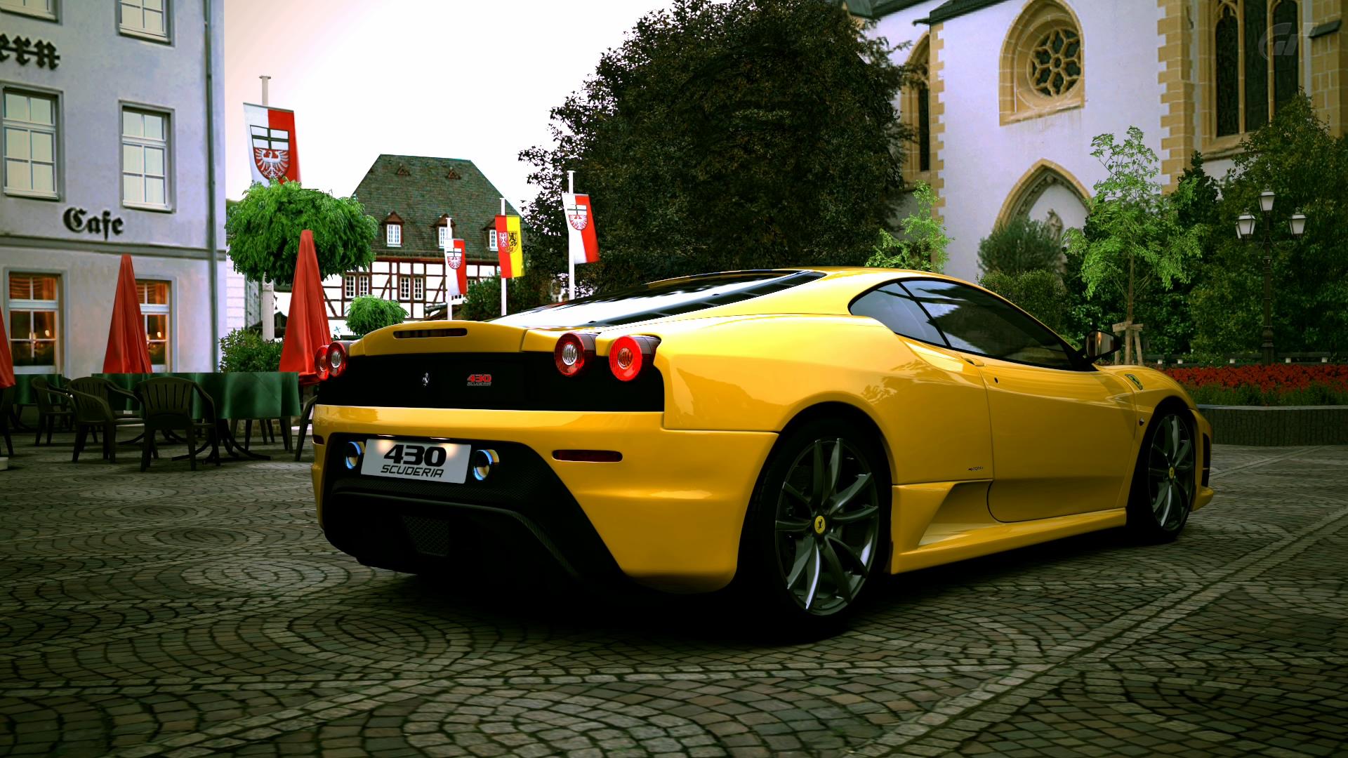 Ferrari 430 Scuderia by DjCaDiR
