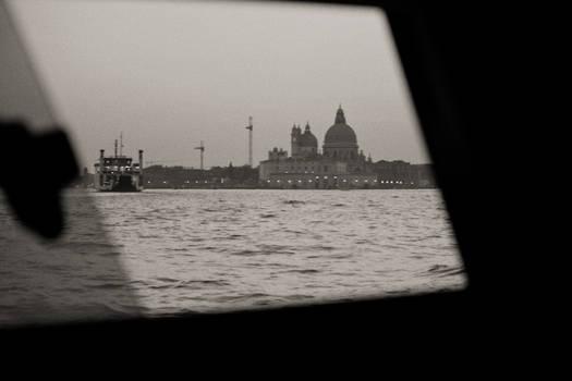 Venice by boat VI