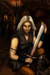 Mercenary by Symcale