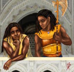 Atan and Stelyos