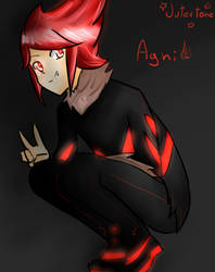 Agni for Geo by A-ya-Smash