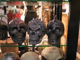 skulls2 by ItsAllStock