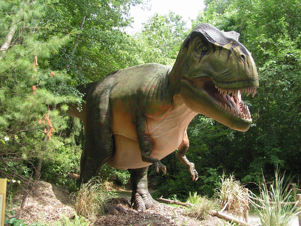 Dinosaur 9 by ItsAllStock