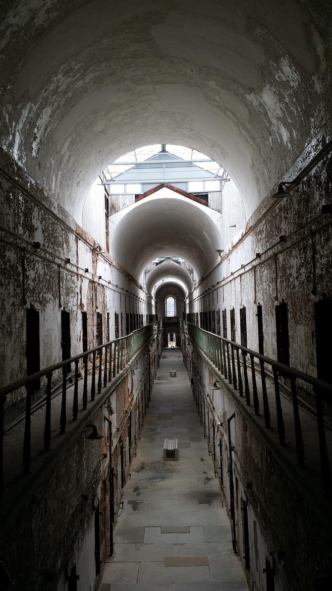 Eastern State Penitentiary1... by ItsAllStock