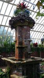 Fountain by ItsAllStock