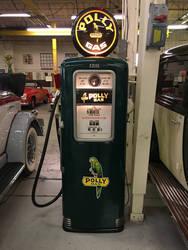 Gas Pump by ItsAllStock
