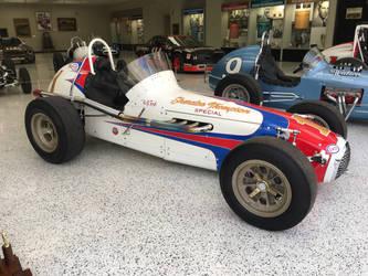 Race Car 1 by ItsAllStock