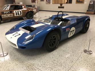 Race Car 2 by ItsAllStock