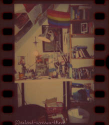 My Room. by silent-scream-throe