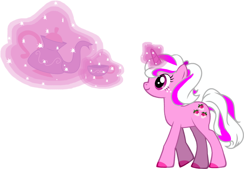 Berries Unicorn Magic by Lyra-Elante