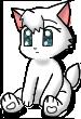 Krystal As A Kitten by Lyra-Elante