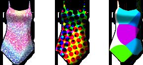 Swimsuit Adopts #1 by Lyra-Elante
