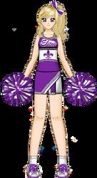 Cheerleader Ilya