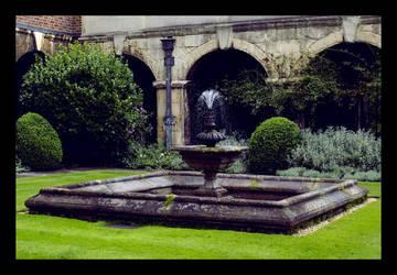 The Fountain Of Arethusa
