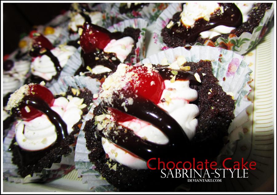 Chocolate Cake Mar Largo