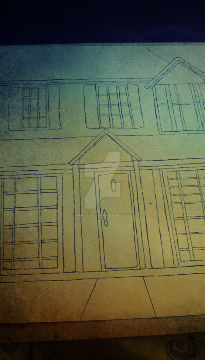 Jack's house sketch by RockstarSkittles14