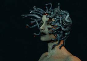 Medusa by daveyboygales