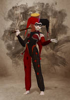Harlequin Action (final) by daveyboygales