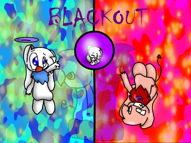 Blackout Fanart by FriendlyPoe
