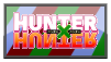 HunterxHunter stamp by FriendlyPoe