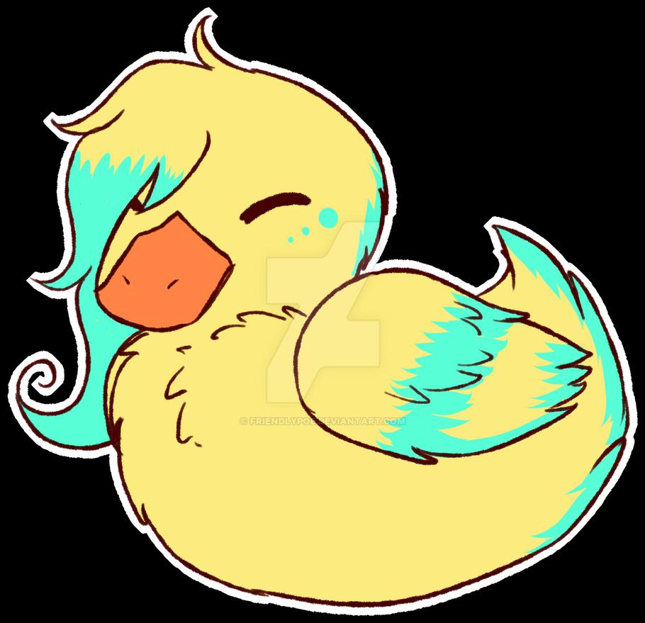 doom duck by NekoYasu