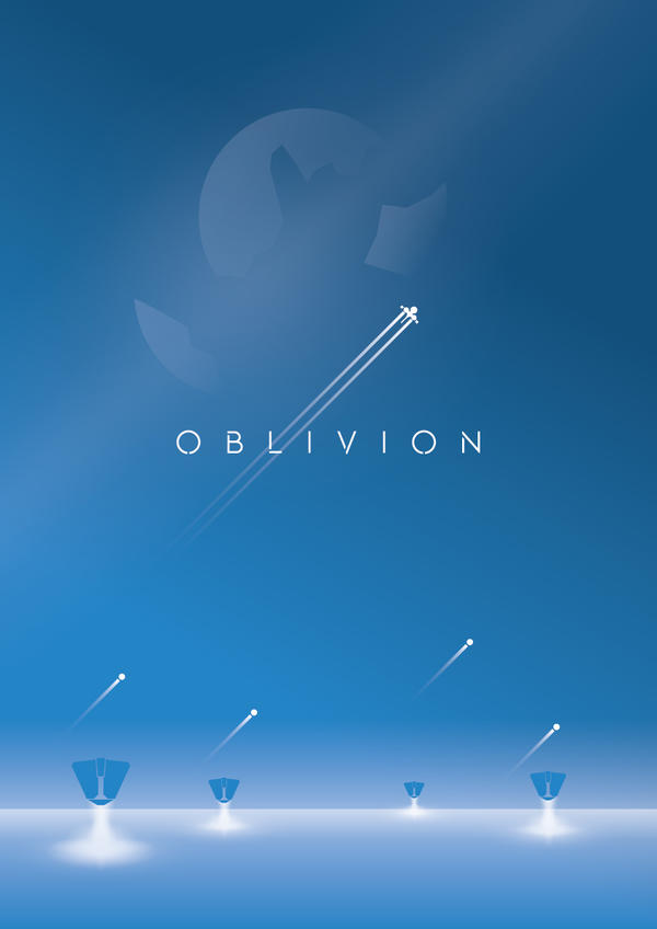 Oblivion-02: Departure by CJF1121musha