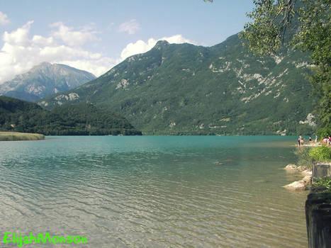 01. Lago di Cavazzo, Italy.