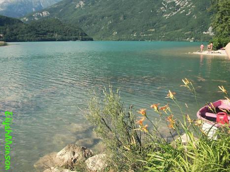 02. Lago di Cavazzo, Italy.