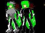 Marina's new armor