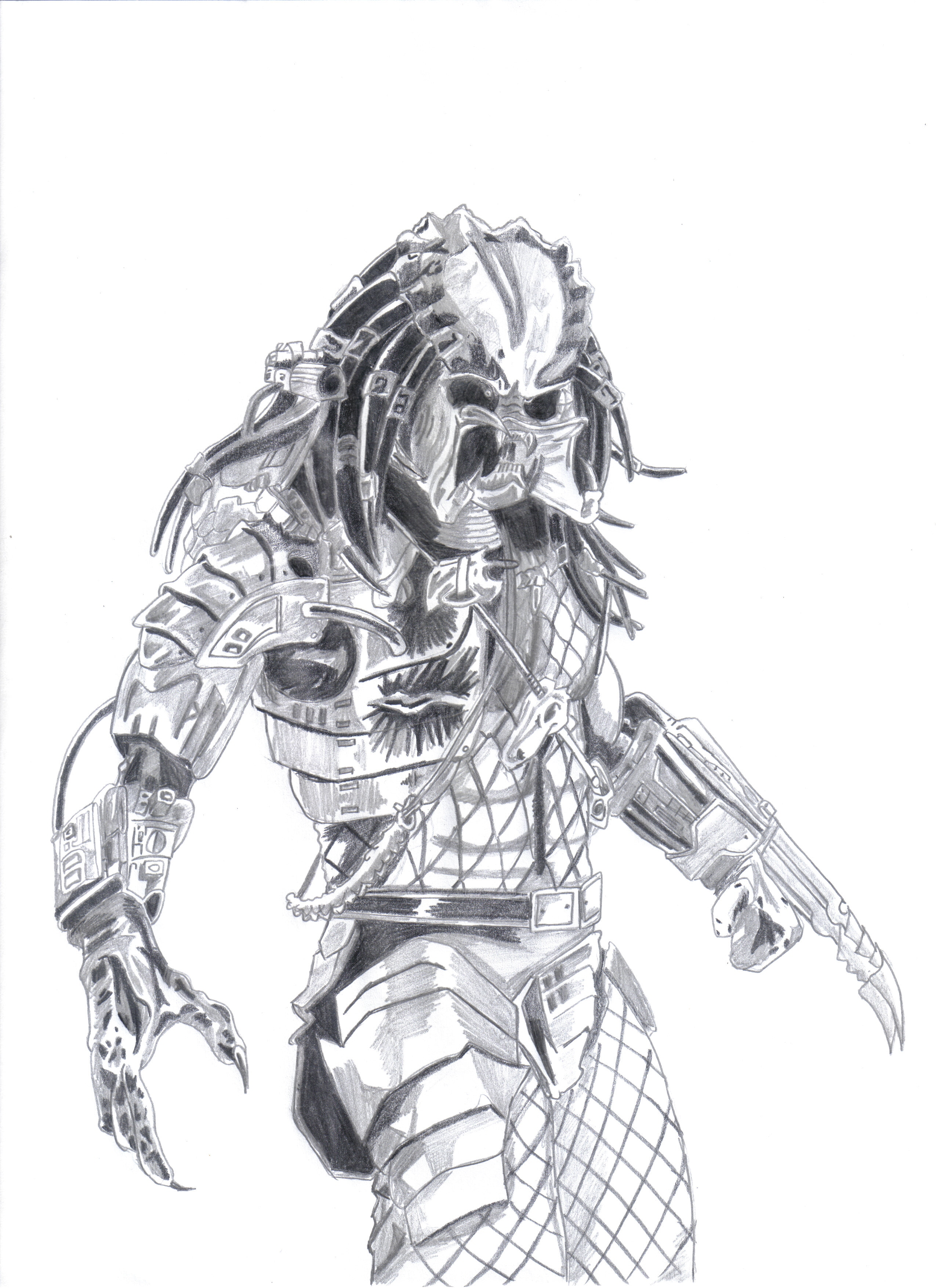Predator by razaec on DeviantArt