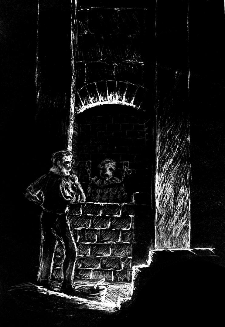 the montresors revenge in the cask of amontillado by edgar allan poe In this excerpt from the cask of amontillado, edgar allan poe indirectly describes montresor's deceptive and vengeful character and temperament.