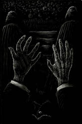 Jekyll and Hyde - Hyde's hands