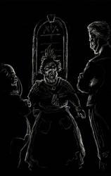 Phantom of the Opera- Madame Giry
