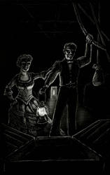 Phantom of the Opera- Trap Doors