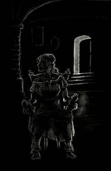 Phantom of the Opera- Erik's prisoner