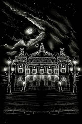 Phantom of the Opera- The Paris Opera Garnier