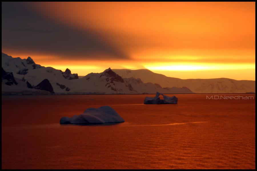 Antarctica 22: Bronze Dawn by SpareroomNinja