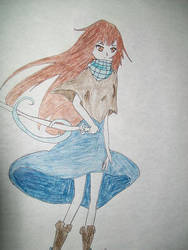 Mariko by OnyxManaChan