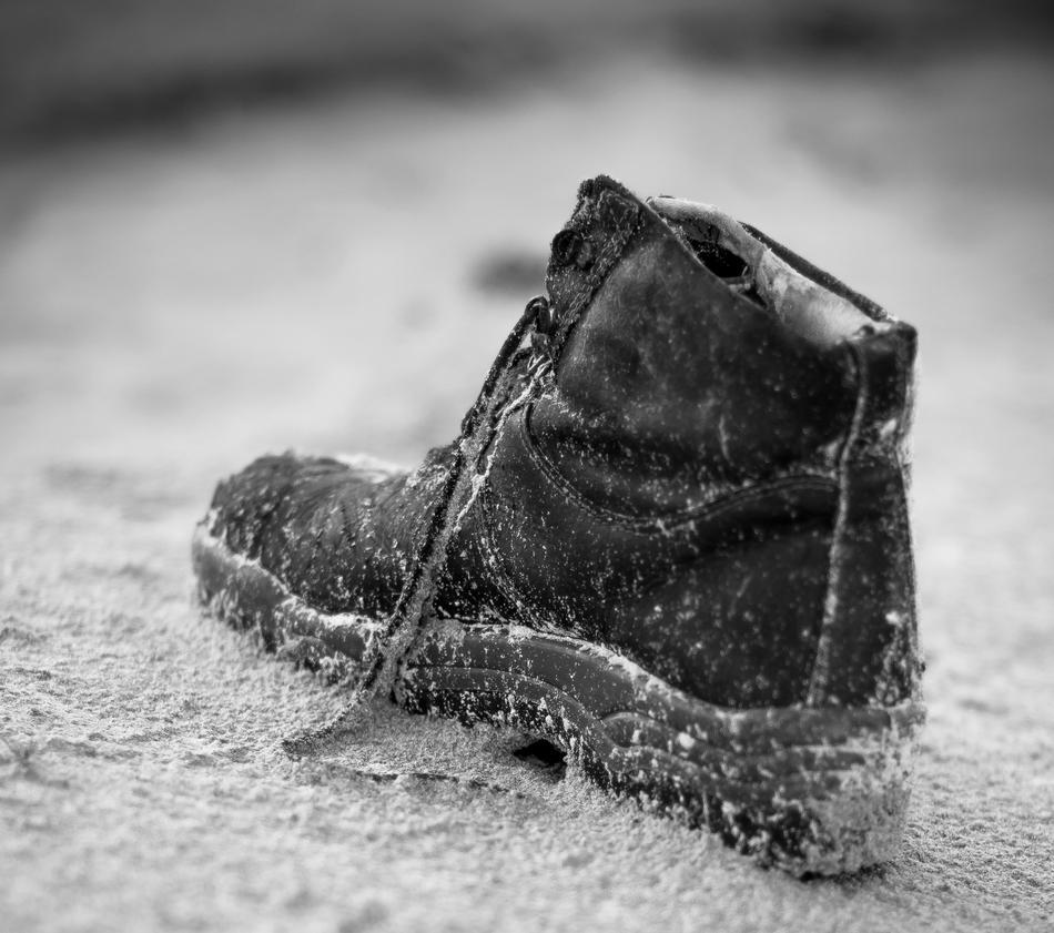Old boot by HansHaram