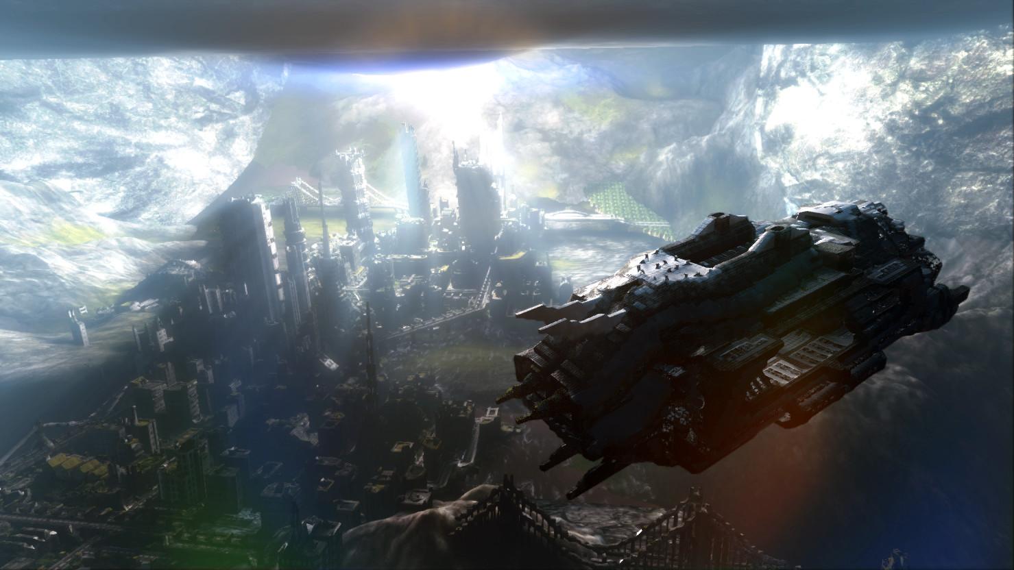 Ark-UDK by BlueBlankey