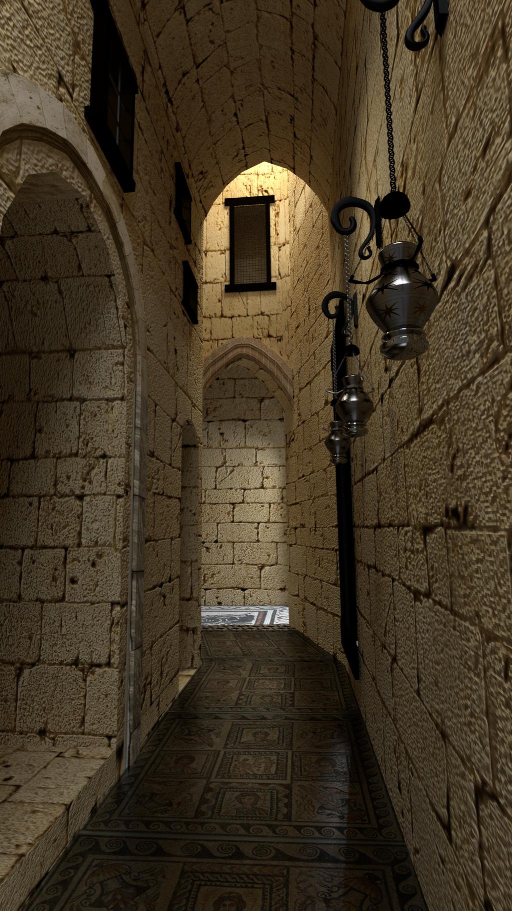 Hallway by kulukma