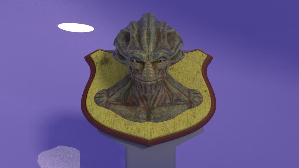 AlienHead by kulukma
